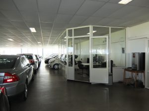 Bosman Auto's - Showroom